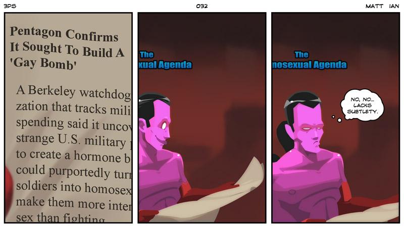The homosexual agenda book